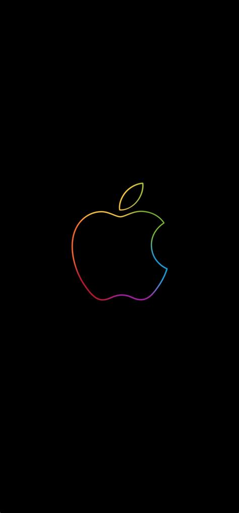 Apple Logo Wallpaper Iphone Xs Max by Apple Store Wallpapers Featuring The Colorful