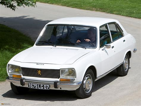 Wallpapers of Peugeot 504 1968–83 (1600x1200)