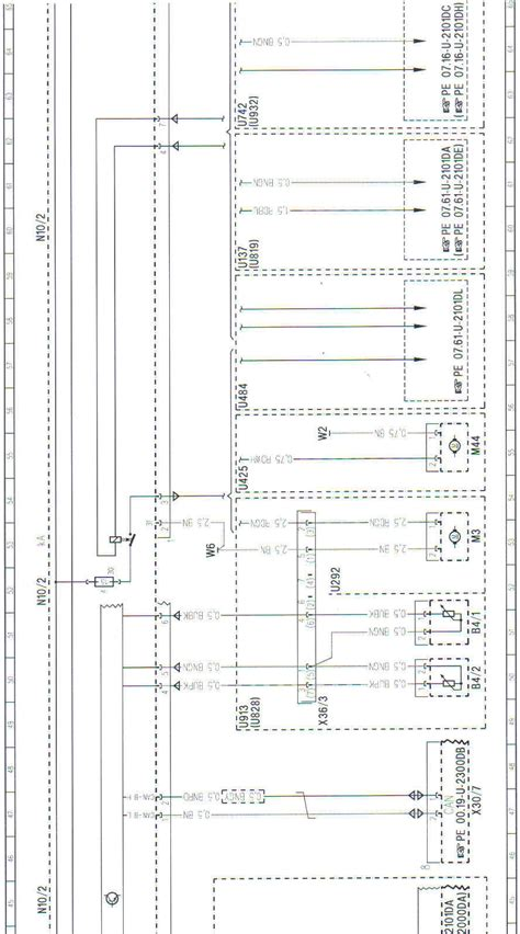 Mercedes Fuse Box Diagram Wiring Images