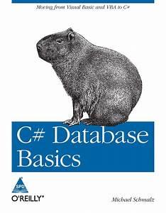 Books    C  Database Basics