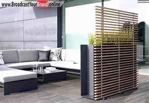 Sichtschutzpflanzen Für Terrasse : terrassen sichtschutz ideen ~ Indierocktalk.com Haus und Dekorationen