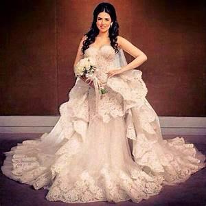 2015 middle east lace wedding dresses maison yeya for Middle eastern wedding dresses