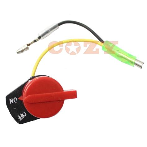 parts supplier on engine stop switch for honda gx160 engine 36100 zh7 003