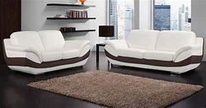 canape bruno personnalisable sur univers du cuir With des canapes moderne