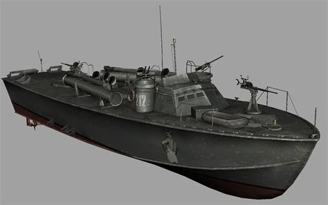 What Is A Pt Boat by Higgins Pt Boat By Baldson On Deviantart
