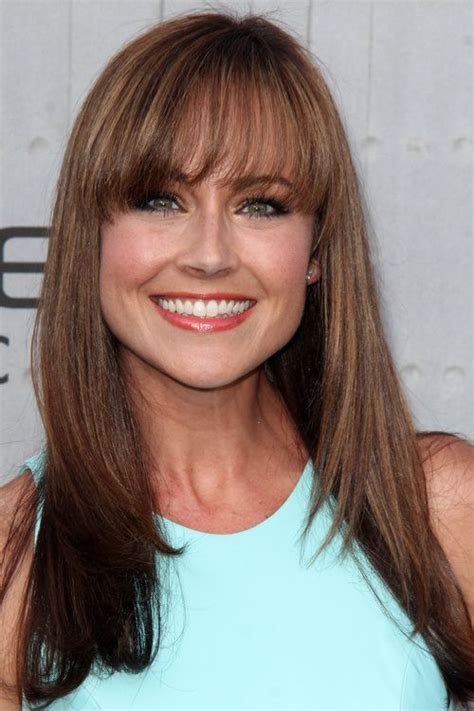 colored haircuts 17 best images about layered haircuts with bangs on 4705