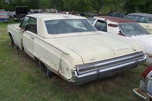 1968 Dodge Polara Parts Car 1