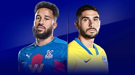 Crystal Palace vs Brighton: preview, news, start ...