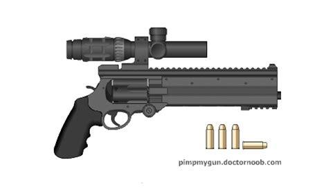 Vash's AGL Arms .45 Long Colt _2SW by TubeJockey on DeviantArt