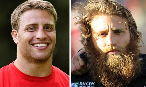 Grizzly Adam: Canadian rugby player threatens to shave off ...