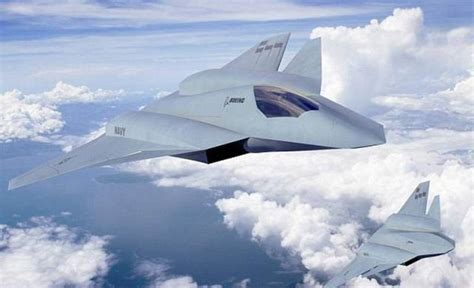 northrop grummans concept   sixth generation fighter