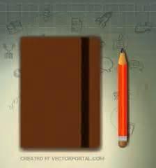notebook graphics  vector