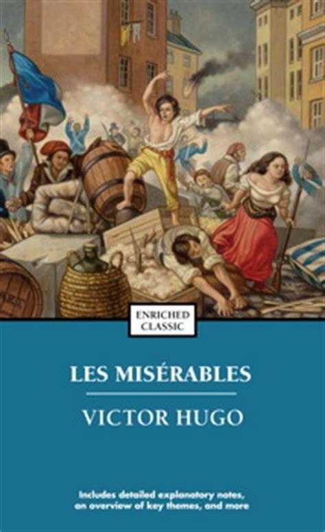 les miserables book  victor hugo official publisher