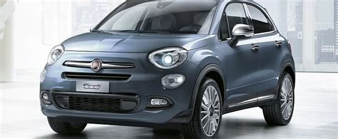 Fiat 500x Updated For 2017, Order Books Now Open