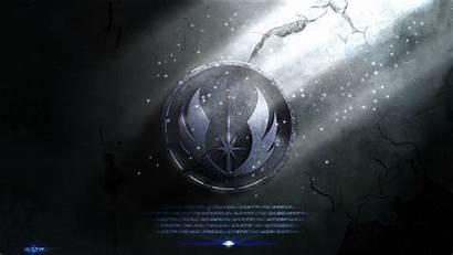 Jedi Wars Star Order Code Symbol Grey