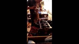 Ford Kent Cross Flow 1600 Crank Install    Torque Down