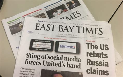 delivery  thursdays mercury news  east bay times