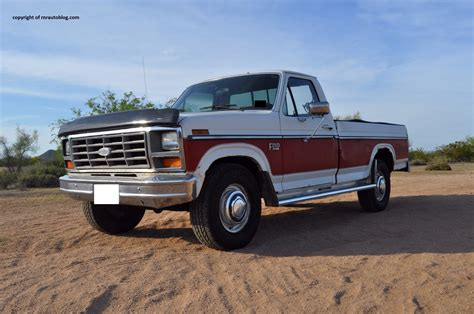 1985 Ford F250 by 1985 Ford F250 Xl Review Rnr Automotive