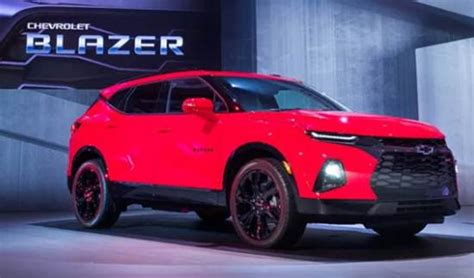 2020 Chevy Blazer Price And Release Date