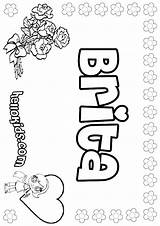 Recipes Pages Coloring Brianna Brita Bridget Worksheets Lesson Plans Hellokids Printable Britany Template sketch template