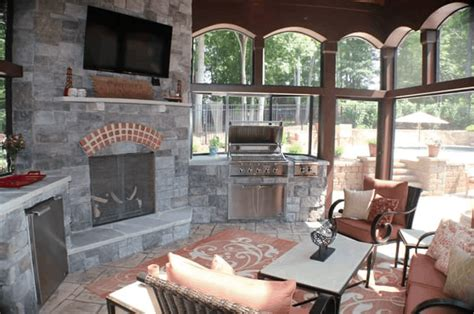 Screen Porch In Mooresville, Nc Completed By Jag