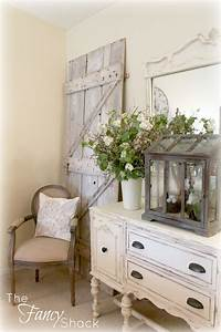 Ways incorporate shabby chic style into every room in