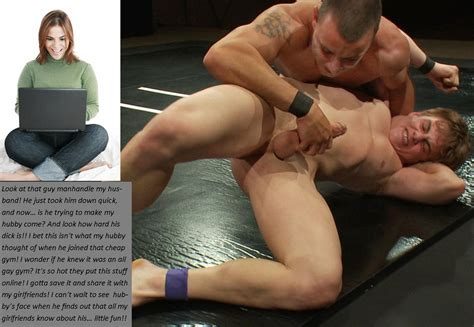 Gaygymfollies Porn Pic From Cuckold Captions 91