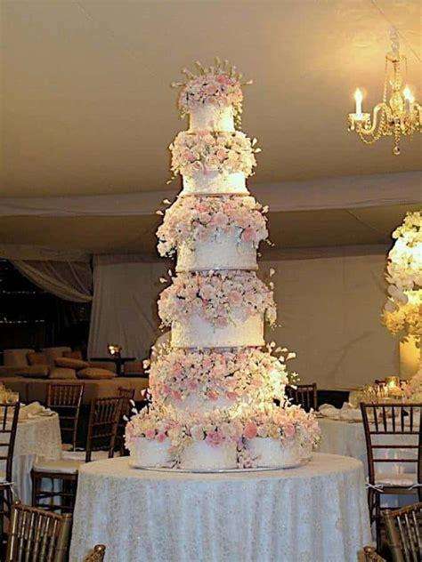 huge beautiful wedding cakes  inspired bride