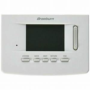 Non Programmable Thermostat For 2  U0026 3 Wire Hydronic Zone