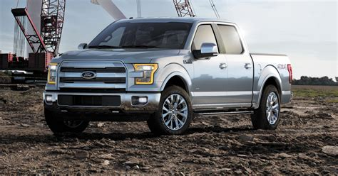 2015 Ford F-150 Makes Radical Jump To Aluminum Body