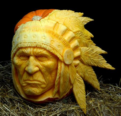 pumkin carving ray villafane pumpkin carving daily art fixx
