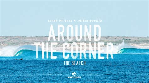 around the corner thesearch by rip curl