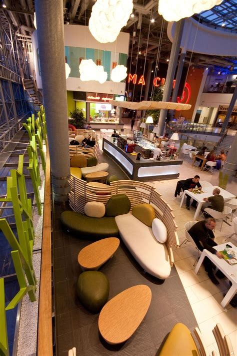 cuisine center 99 best food courts images on arquitetura