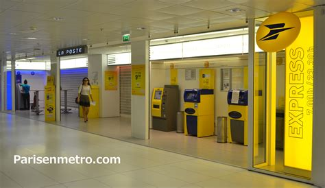 bureau de poste franconville bureau de poste la défense cnit à en métro