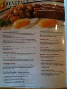 Bob Evans Restaurant Menu Prices