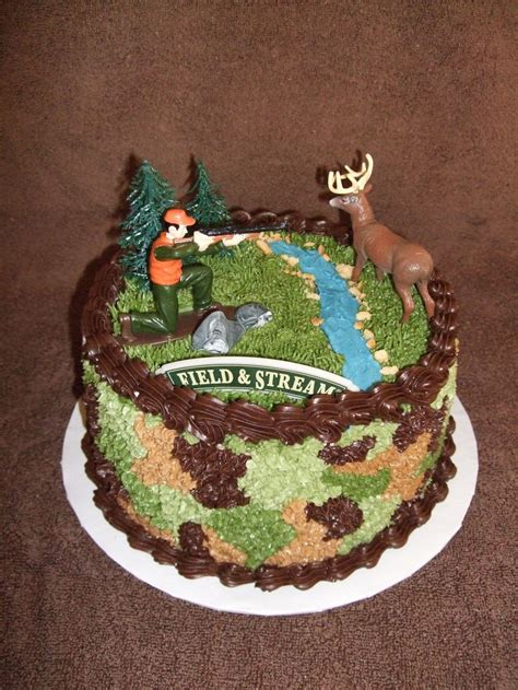 hunting themed cakes hunting cake ideas
