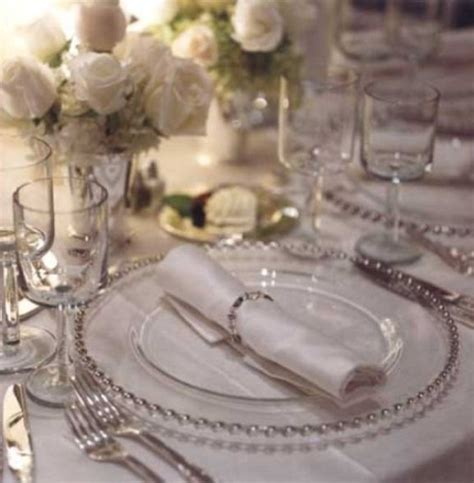 White And Silver Themes Archives Weddings Romantique