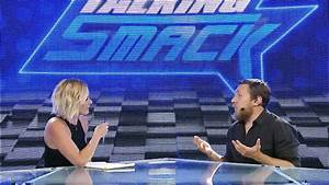 renee young confronted about marriage on talking smack With renee young wedding ring