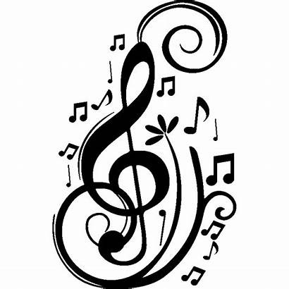 Note Notes Musique Clipart Musical Sticker Ambiance