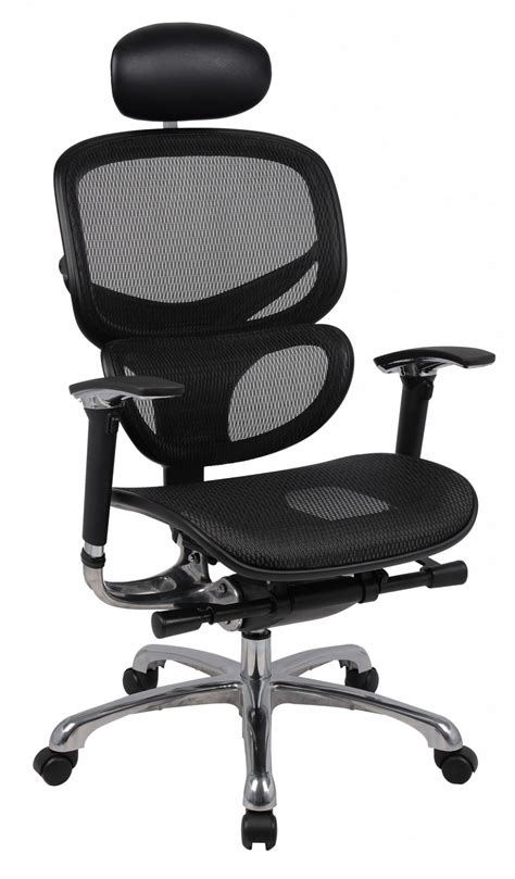 wave ergonomic mesh chair