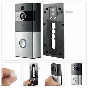 Wireless Wifi Video Doorbell Camera Home Depot High