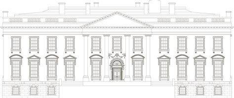 free house blue prints white house blueprint free blueprint for 3d