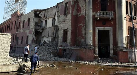 consolato egiziano in italia attentato al consolato d italia al cairo un morto e 9