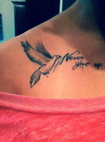 jemand erfahrung mit einen schriftzug tattoo gemacht