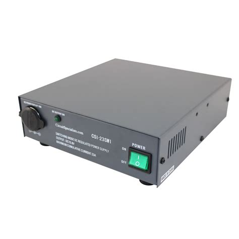 Volt Fixed Output Switching Power Supply Amps