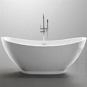 Waschbecken Aufsatz Für Badewanne : freistehende badewanne bernstein valenzia 175x85 inkl ab berlauf ebay ~ Markanthonyermac.com Haus und Dekorationen
