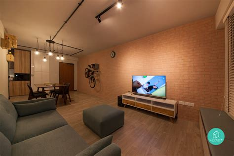 Home Design Ideas For Hdb Flats by Qanvast Interior Design Ideas 6 Brilliant 4 Room Hdb