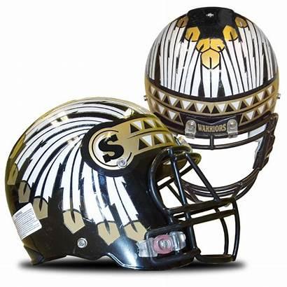 Headdress Helmet Clipart Indian Football Team Decals