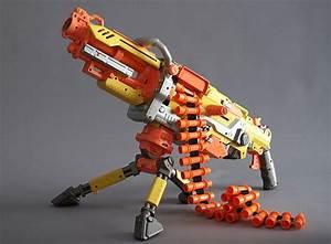American Gladiators' Blaster Is Most Powerful Nerf Gun