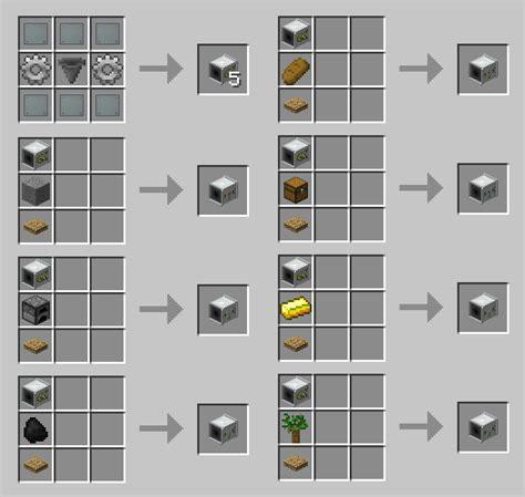Item Frame Crafting Recipe